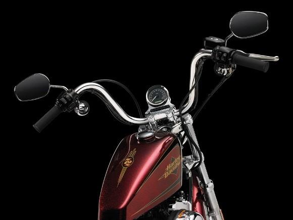 Cận cảnh Harley-Davidson XL883L Seventy-Two - ảnh 9