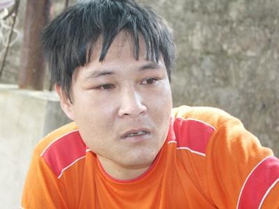 Tử tù Lê Văn Tuấn khóc kể lại đời mình