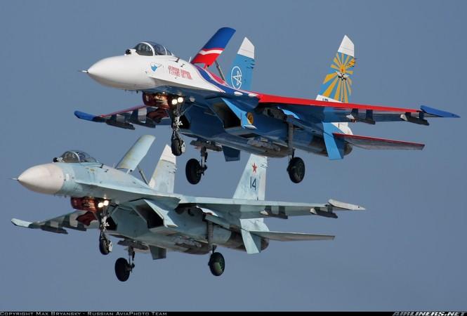 Tiêm kích Su-27S