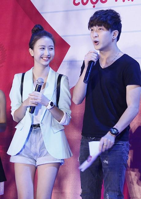 Quỳnh Anh Shyn lại sánh bước cùng Bê Trần