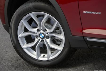 BMW vén màn X3 phiên bản mới - ảnh 5