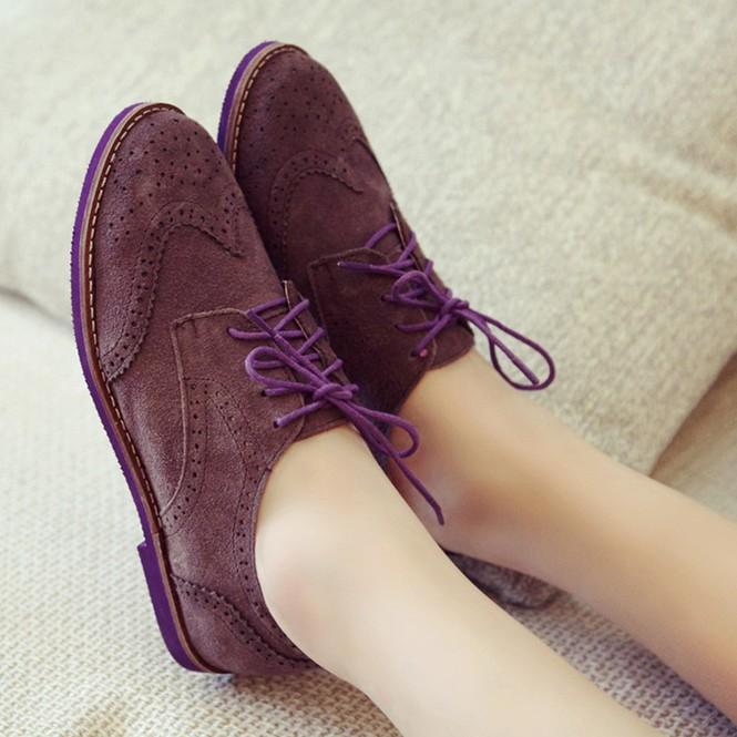 Giày oxford cho cô nàng mùa xuân - ảnh 8