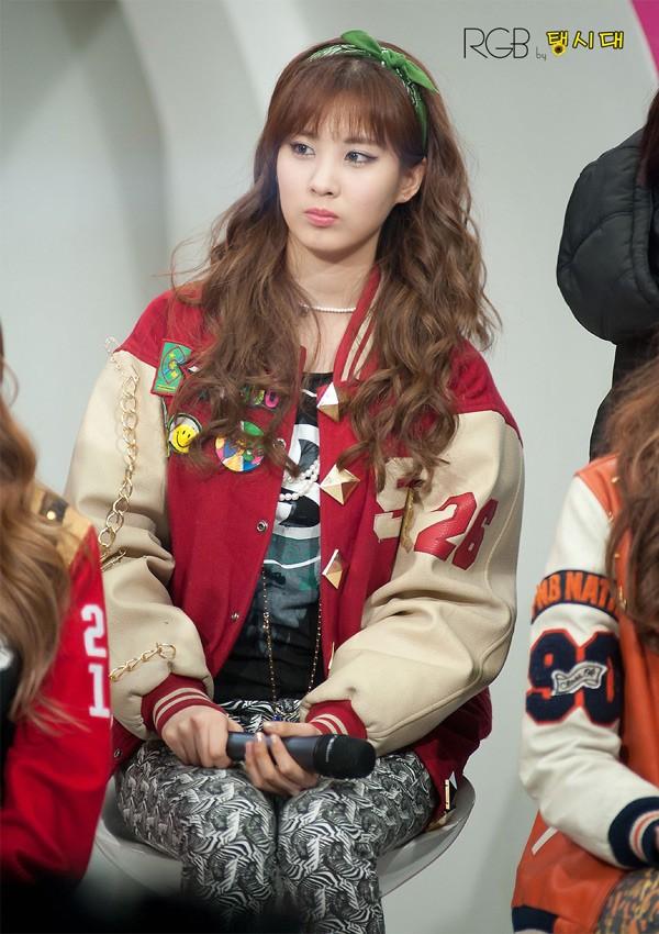 Xu hướng băng đô giúp các cô gái xứ Hàn như búp bê - ảnh 10