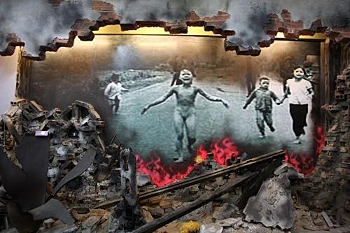 Chính vì thế Việt Nam là quốc gia chịu nhiều ảnh hưởng do bom mìn sót lại sau chiến tranh. Sau nhiều cuộc chiến tranh chống ngoại xâm, bom mình do quân đội nước ngoài mang đến tàn phá còn sót lại ước đến hàng trăm nghìn tấn, rải rác trên khắp lãnh thổ, đặc biệt các tỉnh Nghệ An, Hà Tĩnh, Quảng Bình, Quảng Trị, Thừa Thiên - Huế, Quảng Nam, Quảng Ngãi..