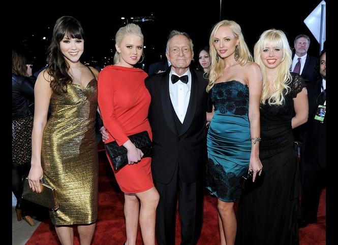 'Ông Trùm' Playboy qua đêm với hơn 1000 phụ nữ - ảnh 3