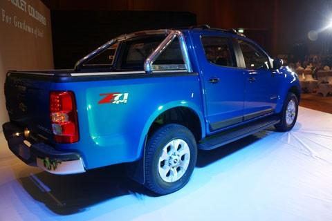 Cận cảnh Chevrolet Colorado LTZ - ảnh 6