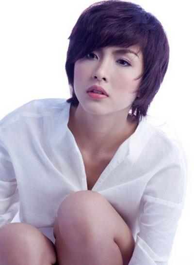 Thời trang tóc của Tăng Thanh Hà - ảnh 9