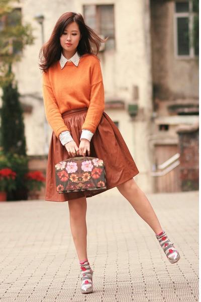 Mix đồ chất như blogger thời trang Hồng Kông - ảnh 30