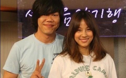 Lee Hyori và bạn trai Lee Sang Soon