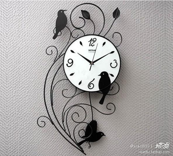 Đồng hồ cho nhà thêm xinh - ảnh 11