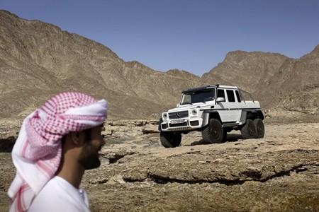 Cận cảnh xe địa hình khủng của Mercedes-Benz - ảnh 2