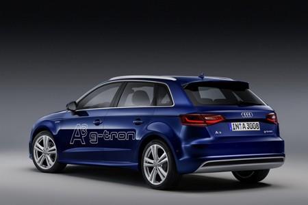 Lộ tân binh Audi A3 g-tron - ảnh 3