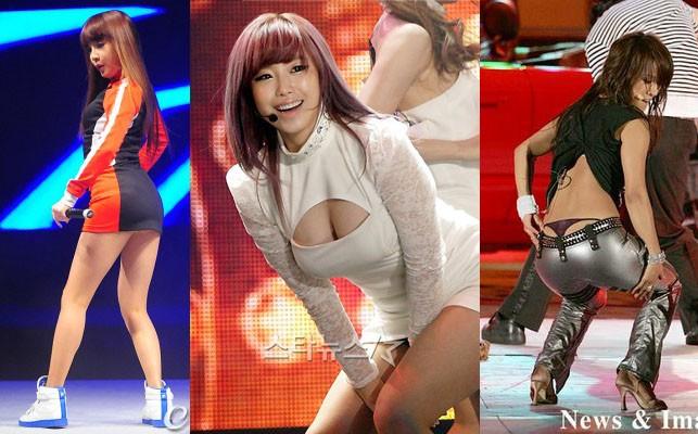 Luật cấm ăn mặc hở hang nơi công cộng được thông qua đã làm xôn xao làng giải trí Hàn Quốc