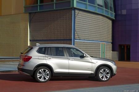 BMW vén màn X3 phiên bản mới - ảnh 13