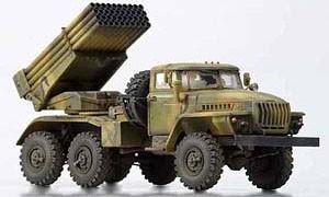 Bão lửa Kachiusa Việt Nam và các loại pháo phản lực - ảnh 1