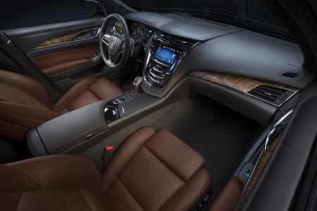 Cadillac CTS 2014: 'thi đấu' với xe Đức - ảnh 3