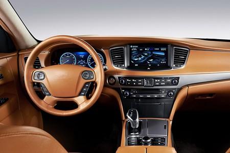 Đẳng cấp thời trang Hermes trên Hyundai Equus - ảnh 8