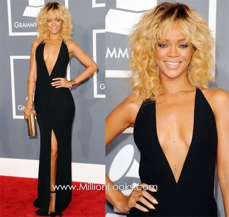 Những chiếc váy hàng hiệu tại lễ trao giải Grammy - ảnh 1