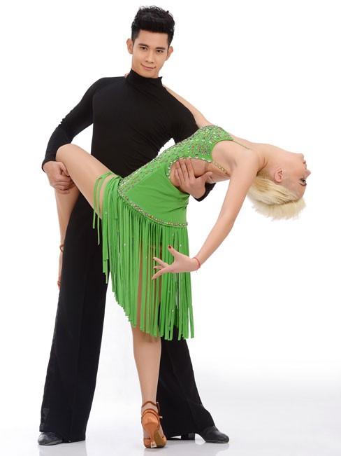 Những cặp đôi gợi cảm của Bước Nhảy Hoàn Vũ - ảnh 14