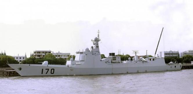 'Nội soi' tham vọng khu trục hạm Trung Quốc - ảnh 17