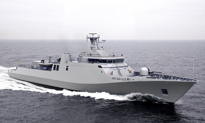 Uy lực chiến hạm tàng hình SIGMA Việt Nam nhắm tới - ảnh 1