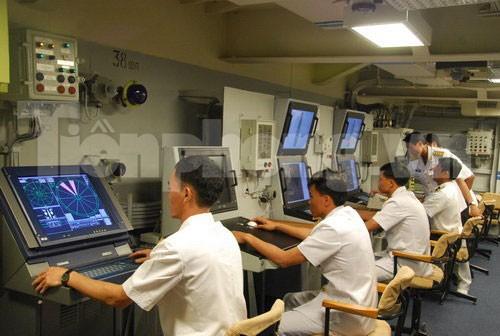 Khám phá uy lực chiến hạm Lý Thái Tổ - ảnh 11