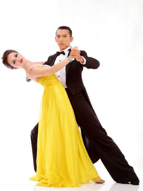 Những cặp đôi gợi cảm của Bước Nhảy Hoàn Vũ - ảnh 9