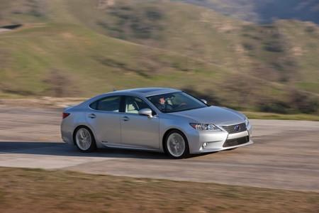 Lexus ES 300h: Sang và 'sạch' - ảnh 3