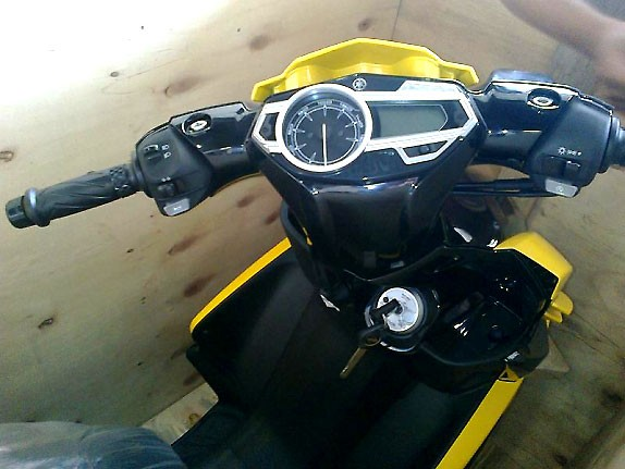 Yamaha Nouvo Lx Fi: Chiến mã sắp cất cánh - ảnh 7