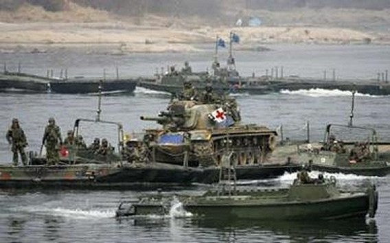 Mỹ răn đe Triều Tiên - ảnh 1