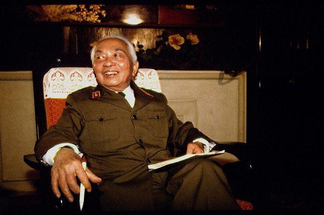 10 bức ảnh đẹp ấn tượng của Đại tướng Võ Nguyên Giáp - ảnh 6