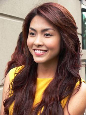 Thời trang tóc của Tăng Thanh Hà - ảnh 14