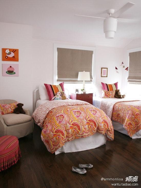 Mẫu phòng ngủ cực xinh cho bé yêu - ảnh 17