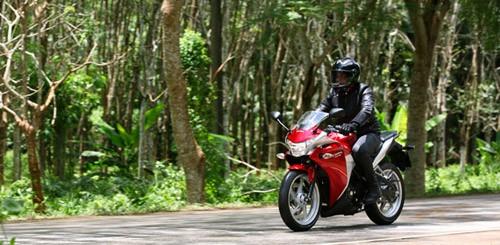 Lưu ý khi chọn môtô cho lái mới - ảnh 1