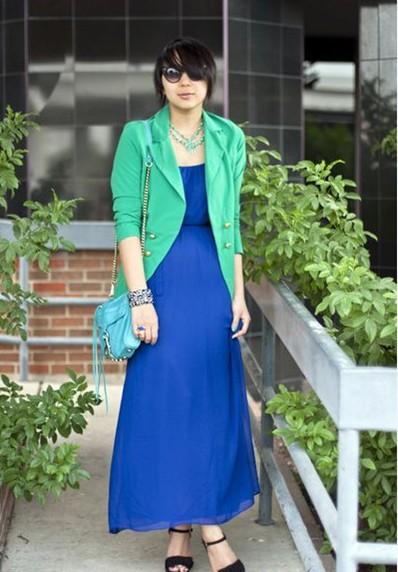 Biến hóa cùng váy maxim - ảnh 2