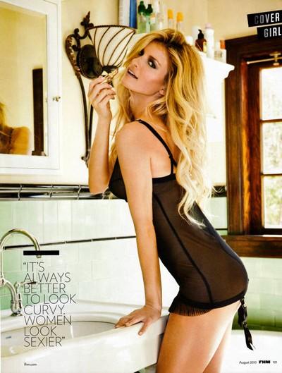 Marisa Miller gợi cảm trên tạp chí FHM - ảnh 7