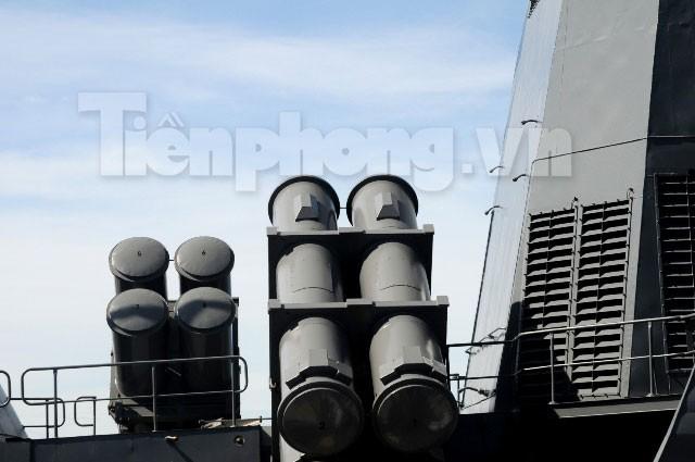 Khám phá uy lực chiến hạm Lý Thái Tổ - ảnh 5