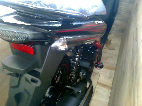 Yamaha Nouvo Lx Fi: Chiến mã sắp cất cánh - ảnh 6