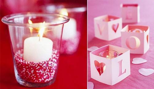Những ý tưởng trang trí lãng mạn cho Valentine - ảnh 10