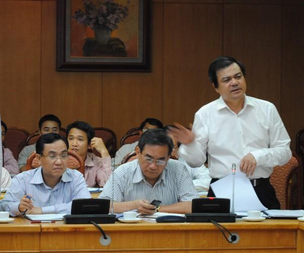 Đại diện Tổng Cty HUD khẳng định ngay trong quý II-2013 sẽ khởi công nhiều dự án nhà ở xã hội