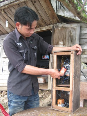 Kỹ sư chân đất Nguyễn Thái Toản