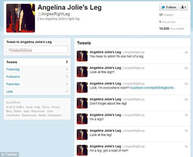 Trên trang mạng xã hội Twitter có hẳn một topic mang tên