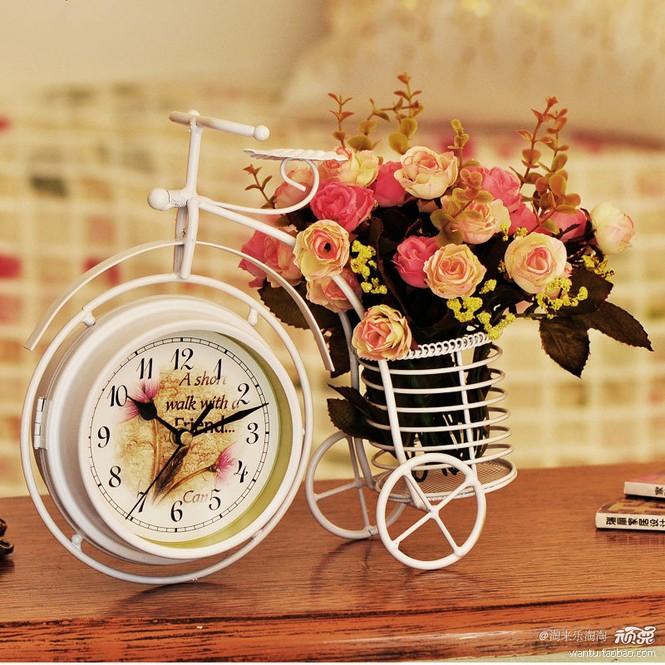 Đồng hồ cho nhà thêm xinh - ảnh 15