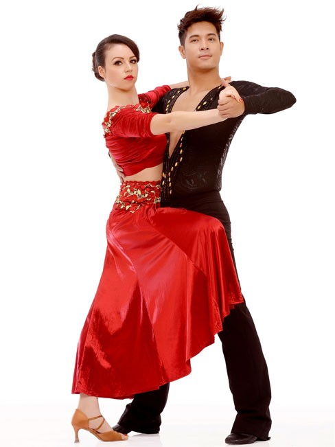 Những cặp đôi gợi cảm của Bước Nhảy Hoàn Vũ - ảnh 1