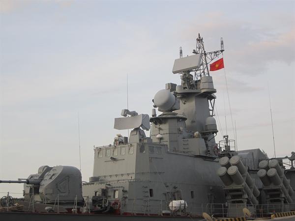 Tàu tên lửa Monhia