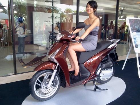 Honda SH giá rẻ bán ra từ tháng 7/2012 với giá 66 triệu đồng