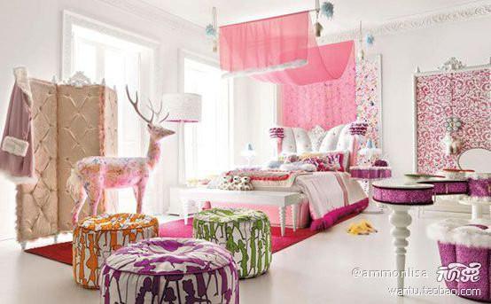 Mẫu phòng ngủ cực xinh cho bé yêu - ảnh 15