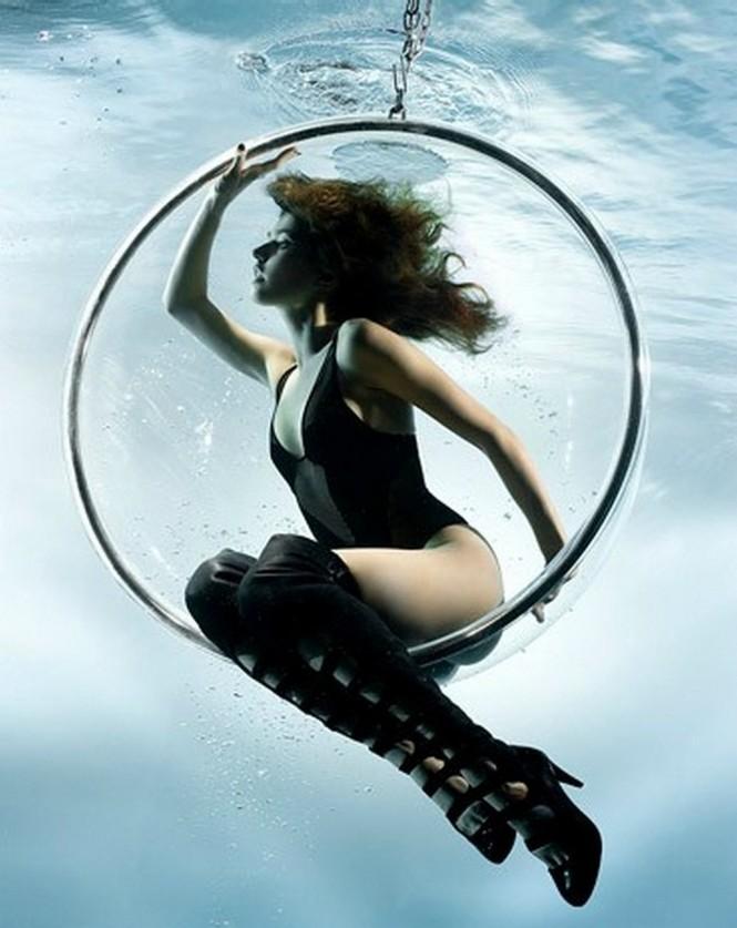 Những bức ảnh dưới nước đẹp mê hồn - ảnh 11