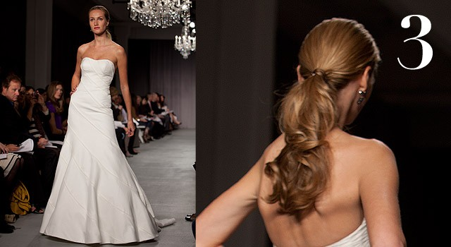 Mười kiểu tóc cô dâu 'hot' năm 2011 - ảnh 2