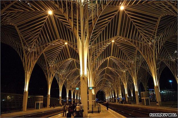 Những công trình kiến trúc 'khủng' nhất thế giới - ảnh 7